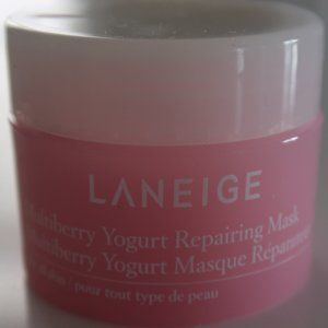 🆕 Laneige Multiberry Yogurt Repairing Mask MINI